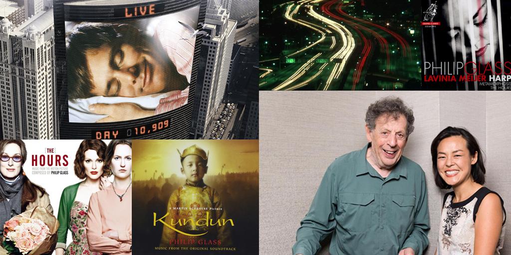 Filmmuziekpodcast; Lavinia Meijer en de hypnotiserende muziek van Philip Glass