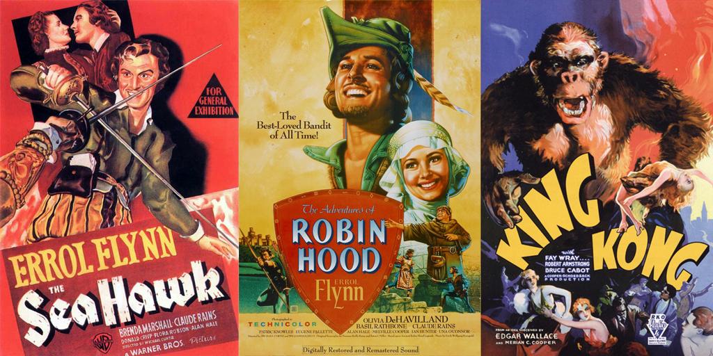 Filmmuziekpodcast; De filmmuziek uit het klassieke Hollywood – deel 1